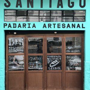 Padaria artesanal Santiago, a nova queridinha da Pompéia